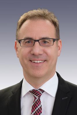 Klauspeter Bader - Geschäftsführer Steca Elektronik GmbH