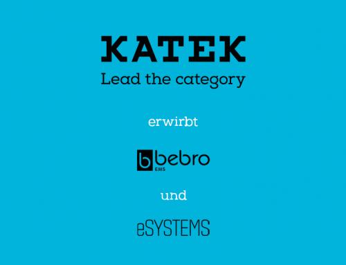 KATEK SE erwirbt bebro electronic GmbH und eSystems MTG GmbH